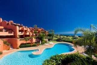Apartment in Los Monteros, Marbella