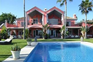 Villa in Guadalmina Baja, San Pedro Alcantara