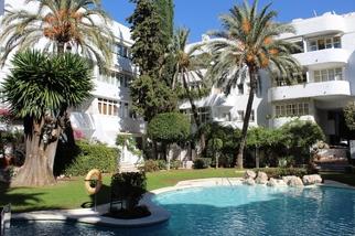 Apartment in Marbella Real, Marbella Golden Mile, Marbella