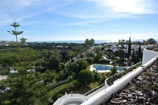 Penthouse in Las Lomas del Marbella Club, Marbella Golden Mile, Marbella