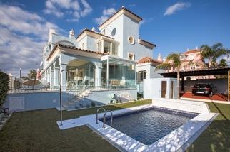 Villa in Puerto Banus, Marbella