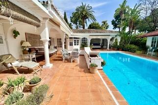 Villa for sale in Hacienda Las Chapas, Costa del Sol, Málaga